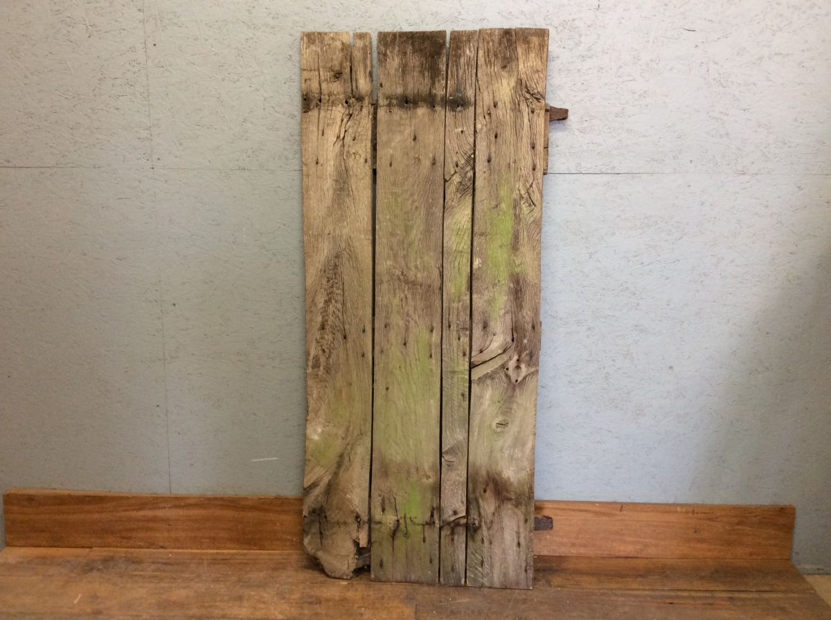 Old Oak Cemetery Style Door