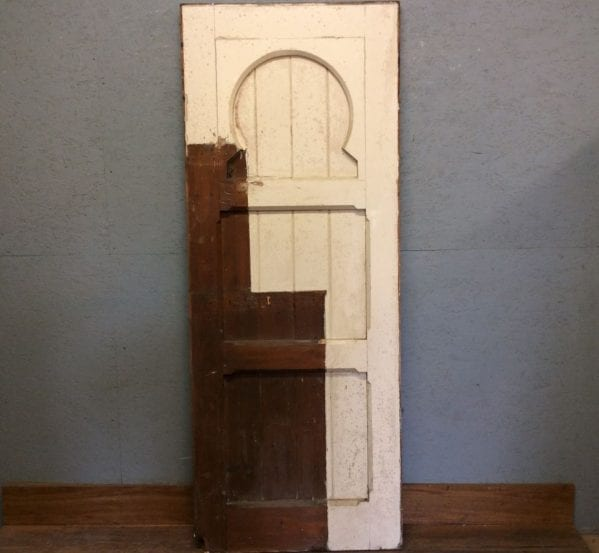 Classic Horse Shoe Panel Door