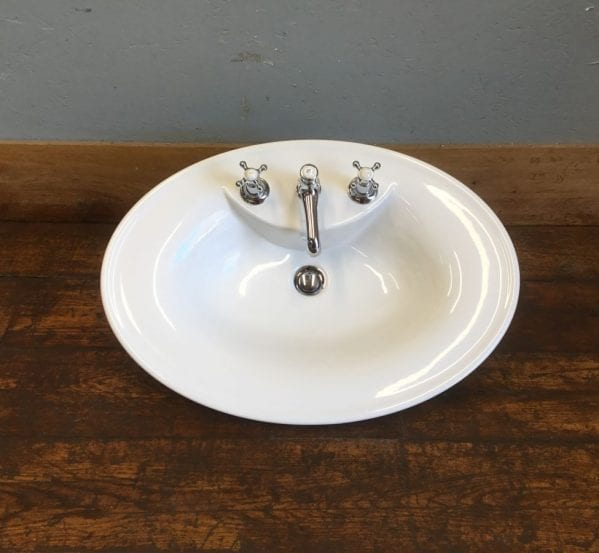 Basin & Lefroy Brooks Tap Fittings