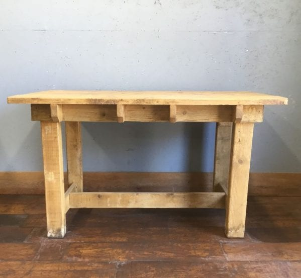 Softwood Work Bench