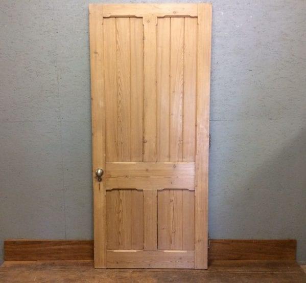 Stripped 4 Panelled Door TOP NOTCH