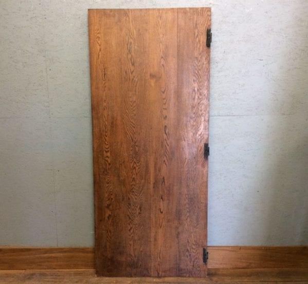 NICE Oak L&B Door (plain)