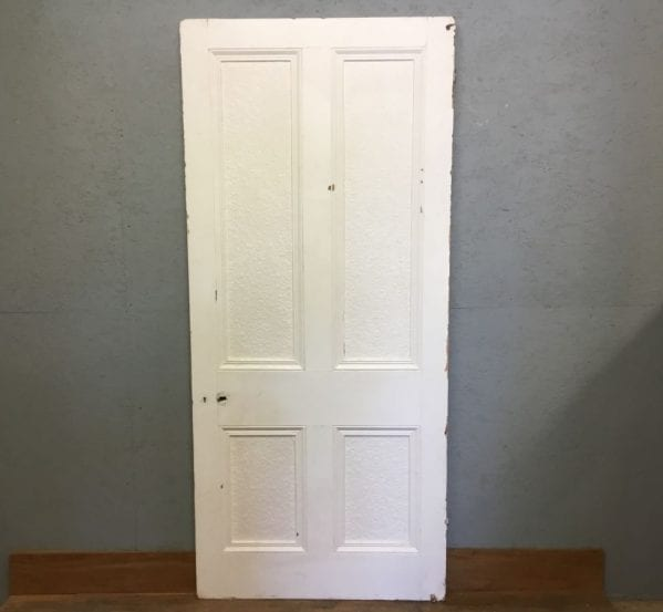 Large Floral Grand 4 Panel Door