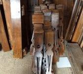 Stunning Oak Stately Banisters