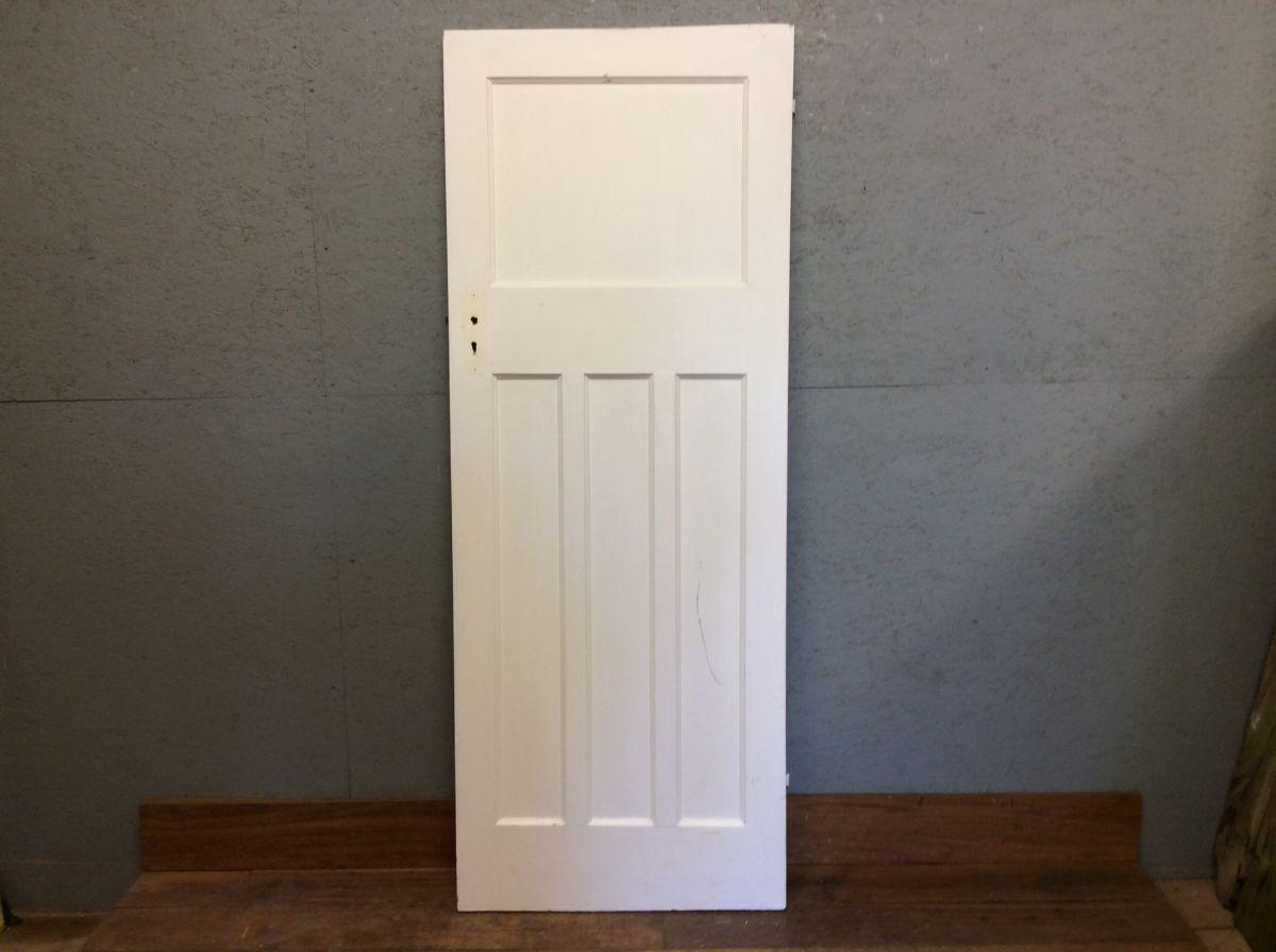 Pure White 1 Over 3 Door