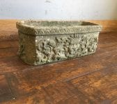Reconstituted Stone Rectangular Planter