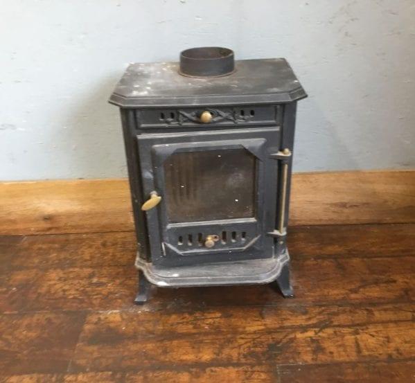 Reclaimed Small Log Burner