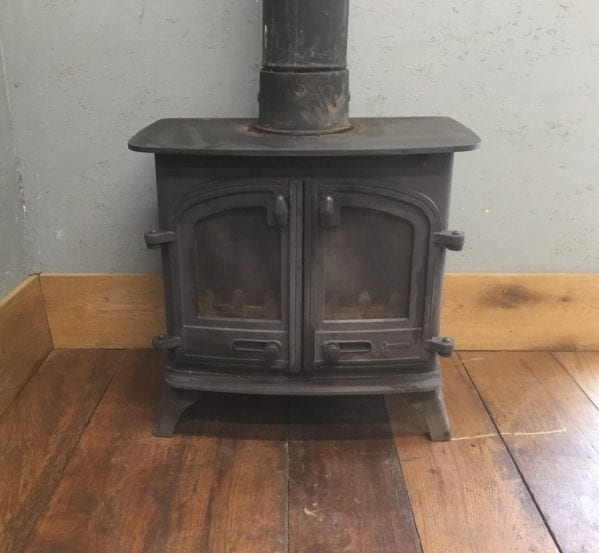 Wood Burner & Flue