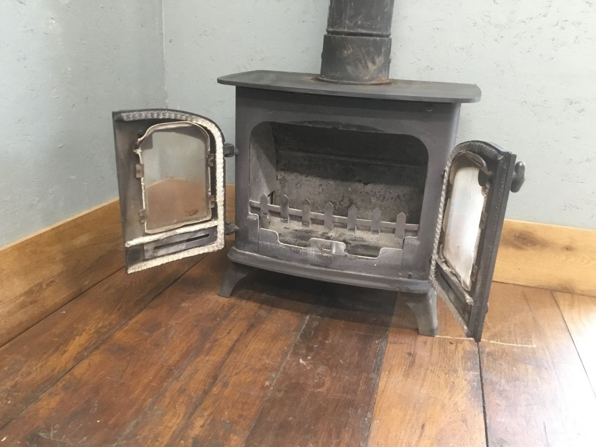 Wood Burner & Flue