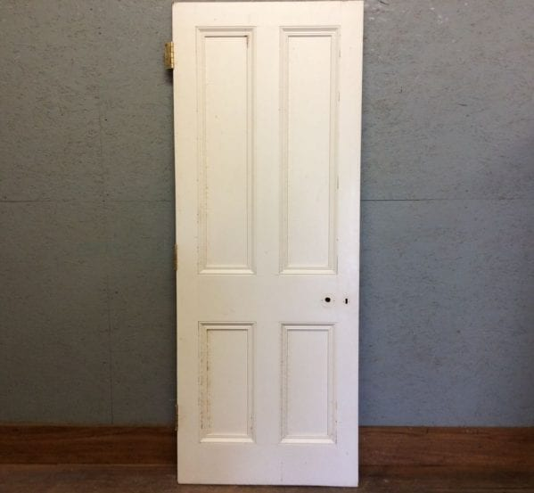White Painted 6 Panel Door
