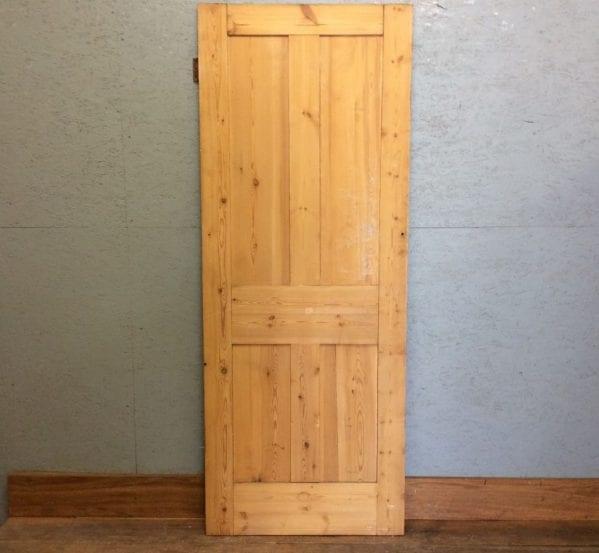 Light Stripp Four Panel Door