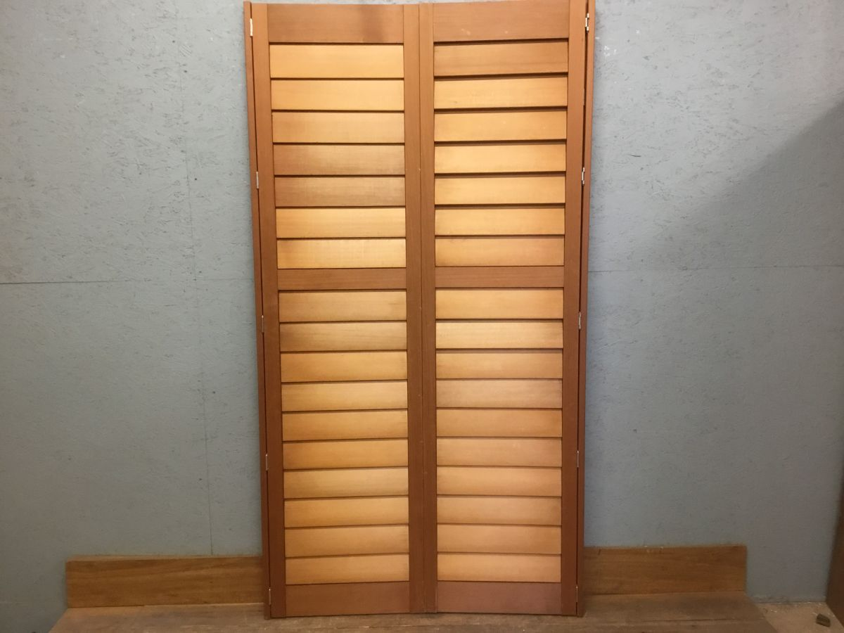 Classic Style Adjustable Pine Shutters