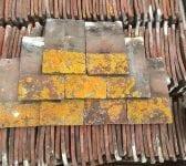 Handmade Weathered Nib Tiles