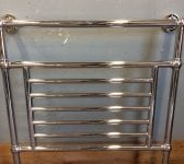 Chrome Radiated Towel Rack/Bathroom Radiator
