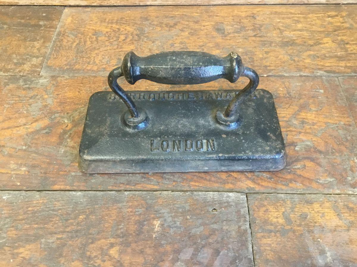 Cast Iron Billiard Table Iron