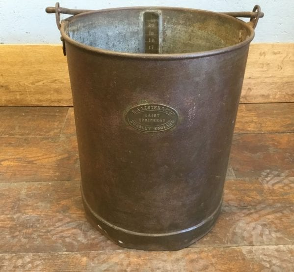 Copper Bucket Selection