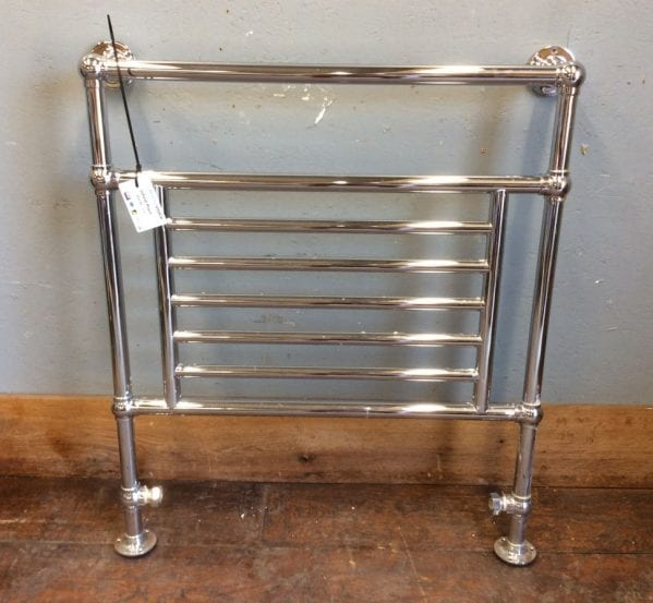 Towel Rack/Bathroom Radiator Chrome Radiated
