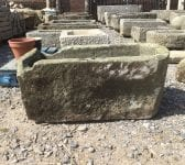 Sandstone Rounded Trough