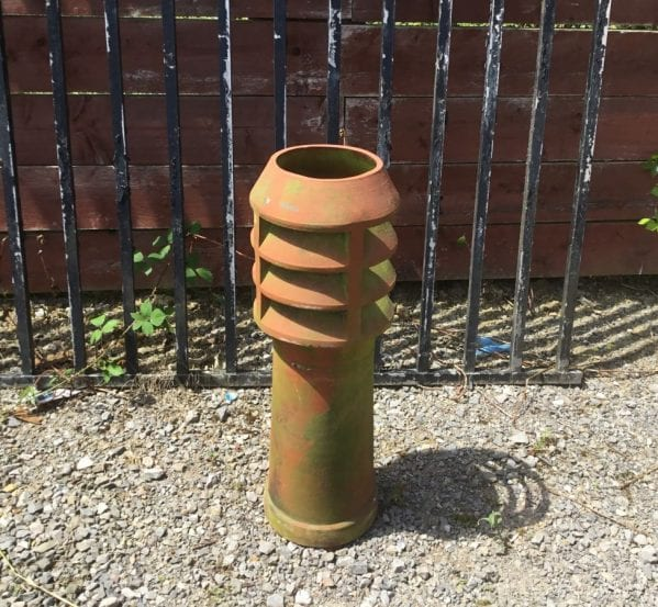 Large Terracotta Chimey Pot