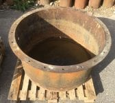 Cast Iron Water Tank