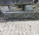 Long Rectangular Stone Planter