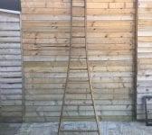 Round Rung Fruit Picking Ladder