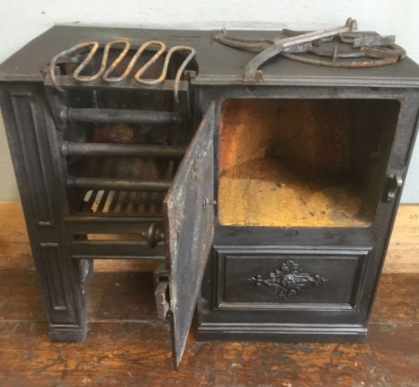 Wood Fire Hob Stove