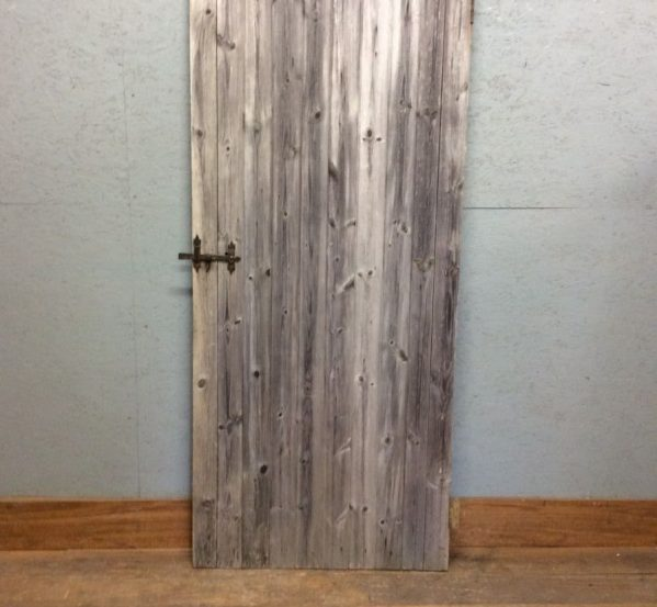 Aged Ledge & Brace Style Door/Gate