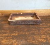 Decorative Salt Glazed Trough