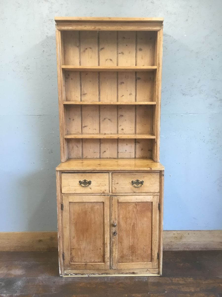 Pine Shelf Dresser