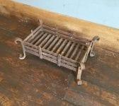 Strong Cast Iron Fire Basket