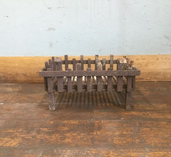 Heavy Weight Cast Iron Fire Basket