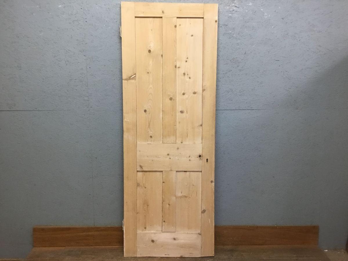 Fresh Stripped 4 Panel DOor