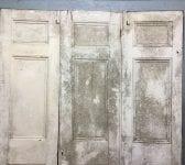 Victorian 2 Panel Tri-folding Doors