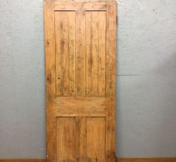 Stripped 4 Panell Door (TOP)