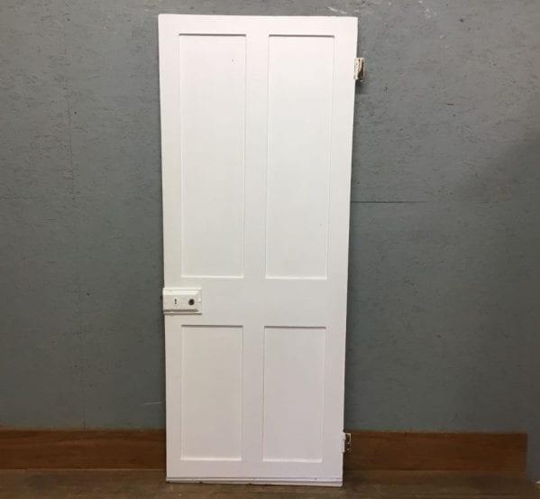 NICE White 4 Panel Door