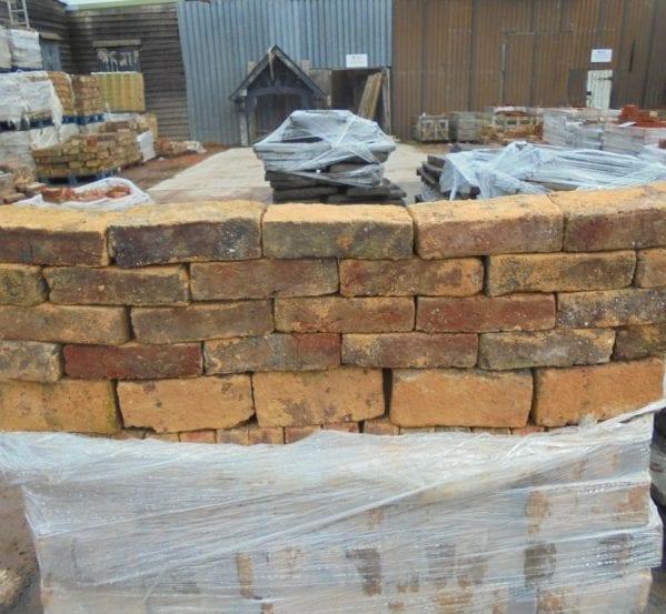 Reclaimed Nepoleonic Brick