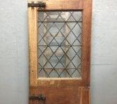 Half Glazed Oak Stable Door