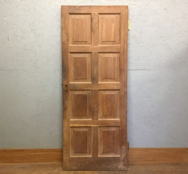 Mahogany 8 Panel Door