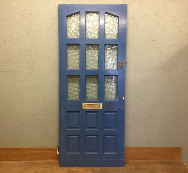 Blue Font Door For Sale