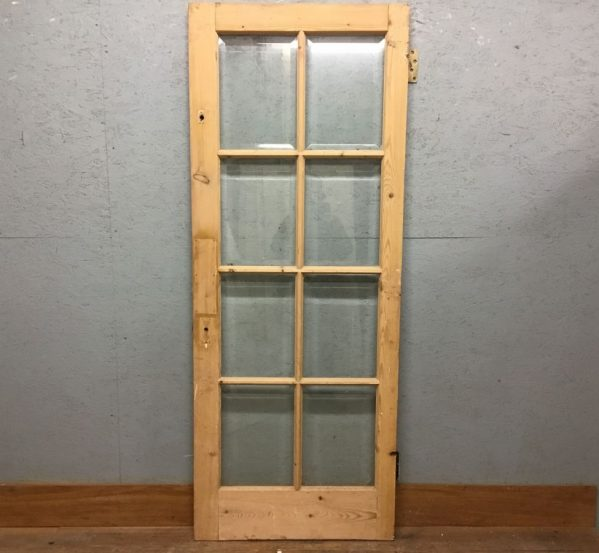 Fully Glazed Quality Pine Door