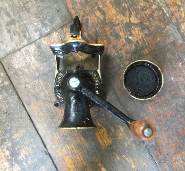 Spong & Co England Coffee Grinder