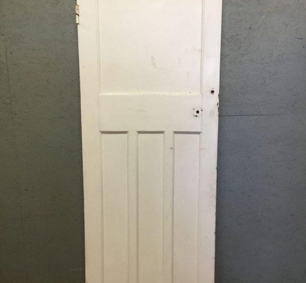 1 Over 3 Painted Door