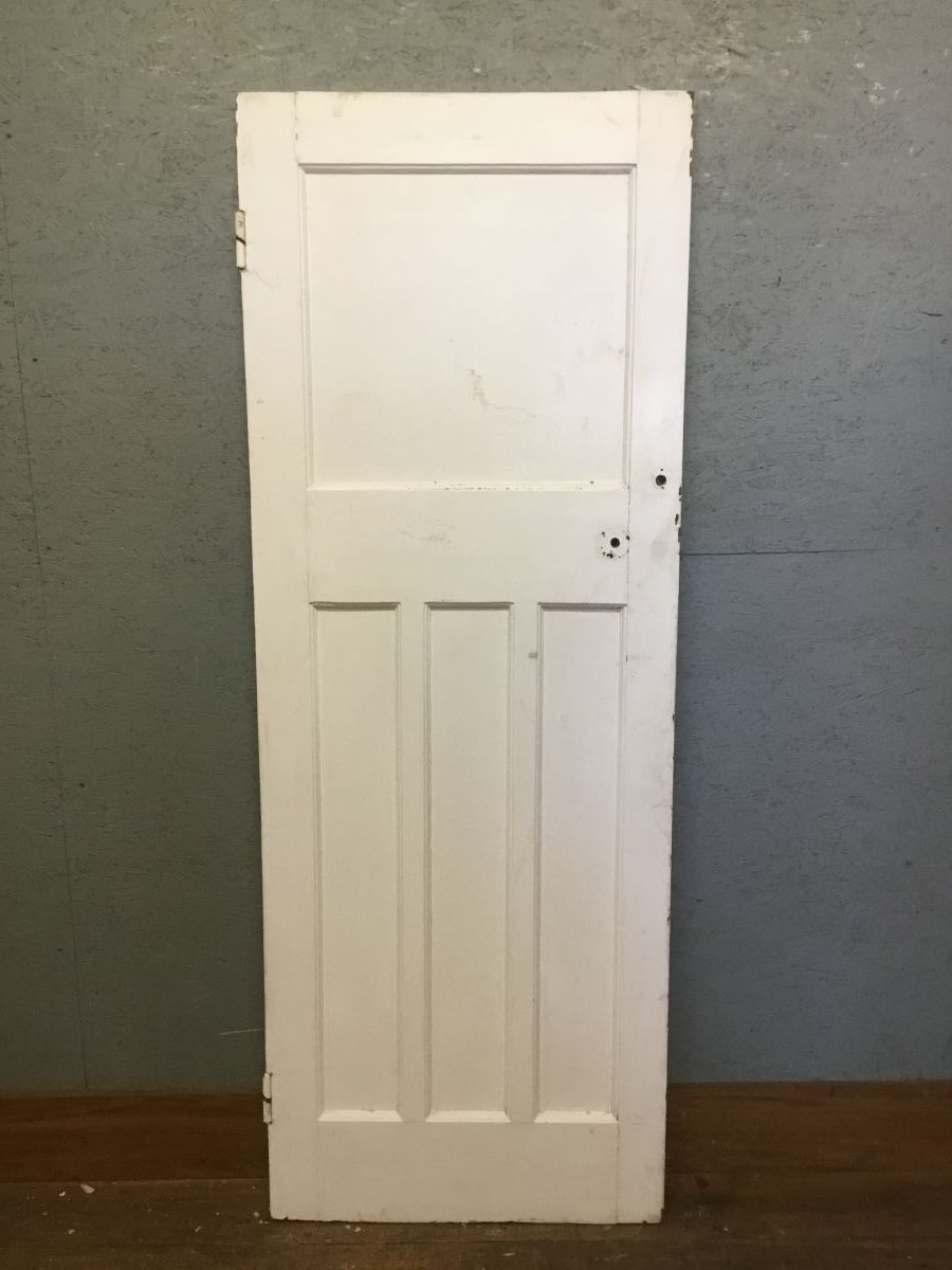 1 Over 3 Painted Door