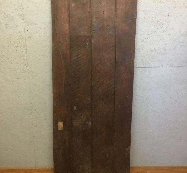 Oak Ledge And Brace Door