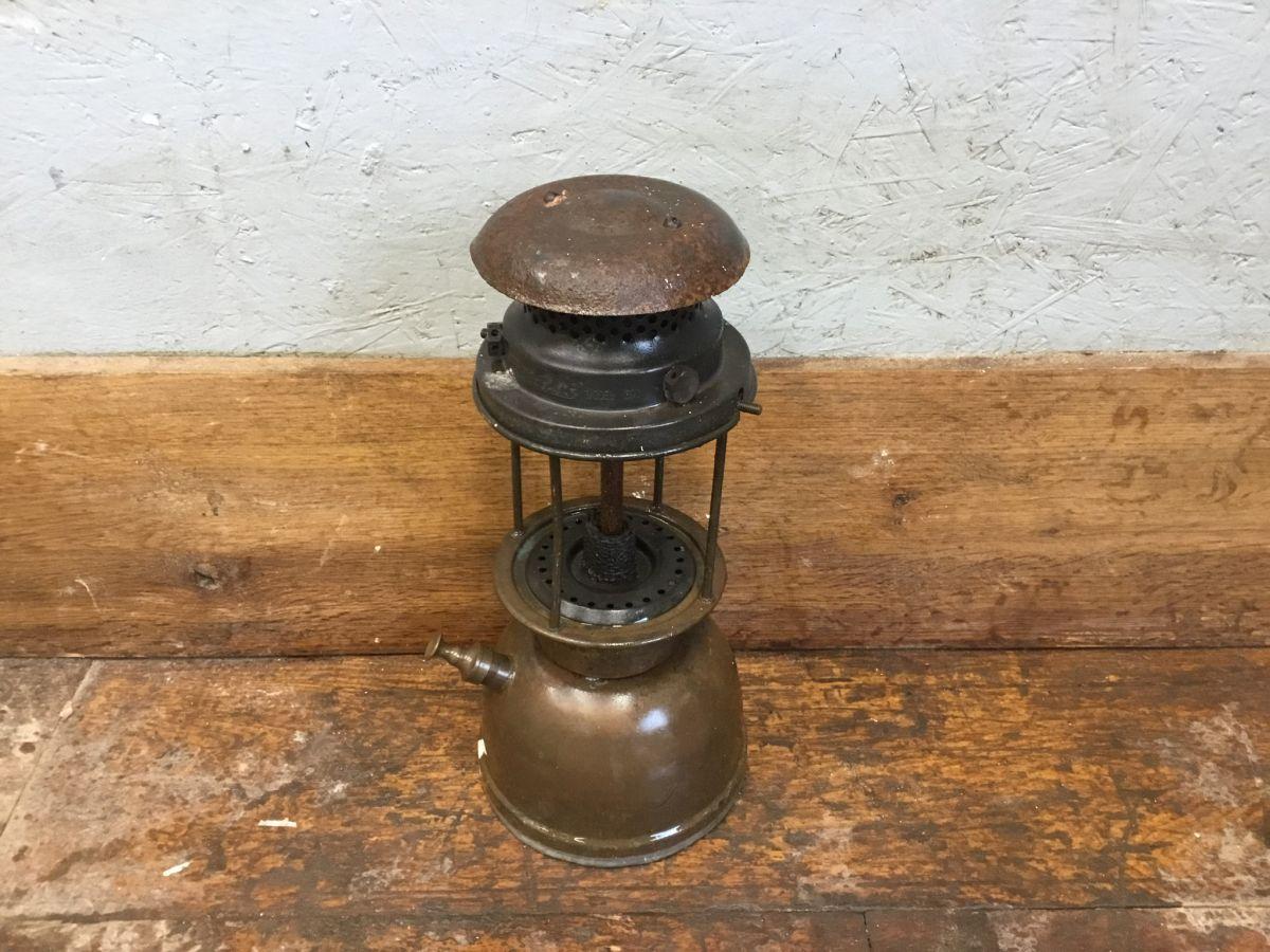 Old Tilley Lamp