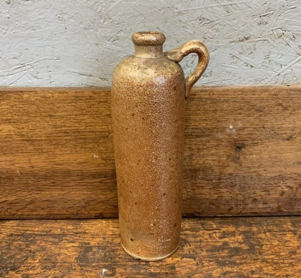 Salt Glazed Brown Jug