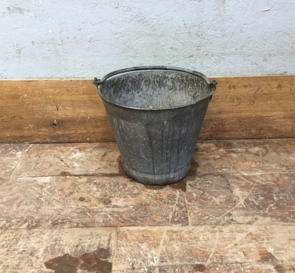 Metal Reclaimed Bucket