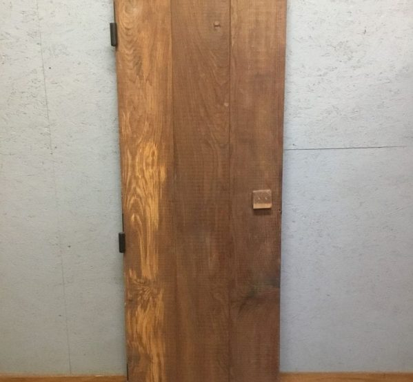 Sturdy Oak Cupboard Door
