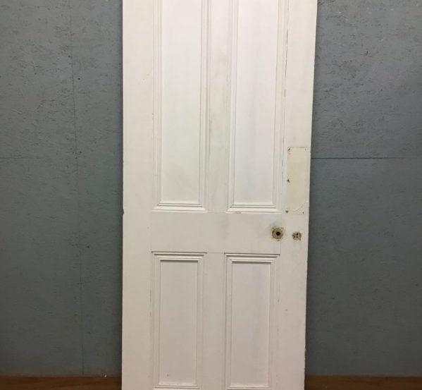 Nicely Beaded 4 Panel Door